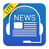 Audio News Lite:hands&eye free