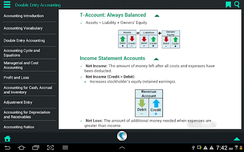 Accounting by WAGmob - screenshot thumbnail