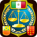 Codigos Federales de Mexico icon