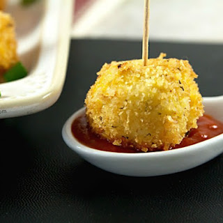 Deep Fried Tuna Bites