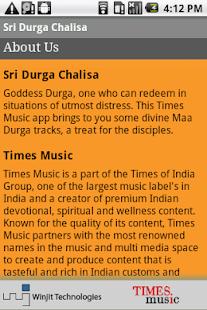 Sri Durga Chalisa - náhled
