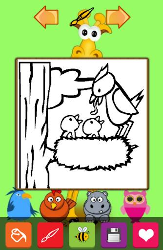 【免費娛樂App】Animals Coloring Book Ultimate-APP點子