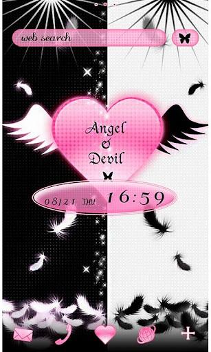 天使与魔鬼 for[+]HOME