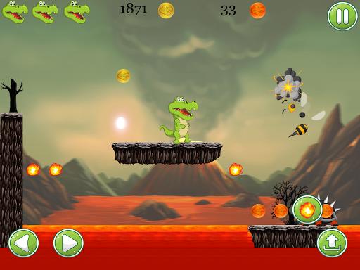 小鳄鱼快跑