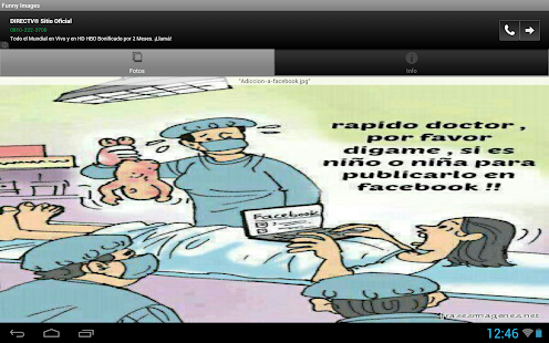 Imagenes Graciosas- screenshot thumbnail