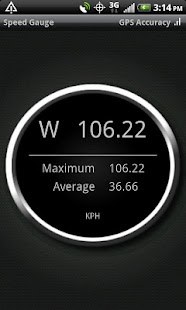 Speed Gauge - screenshot thumbnail