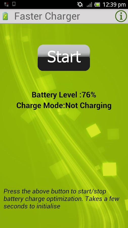 Faster Charger - screenshot