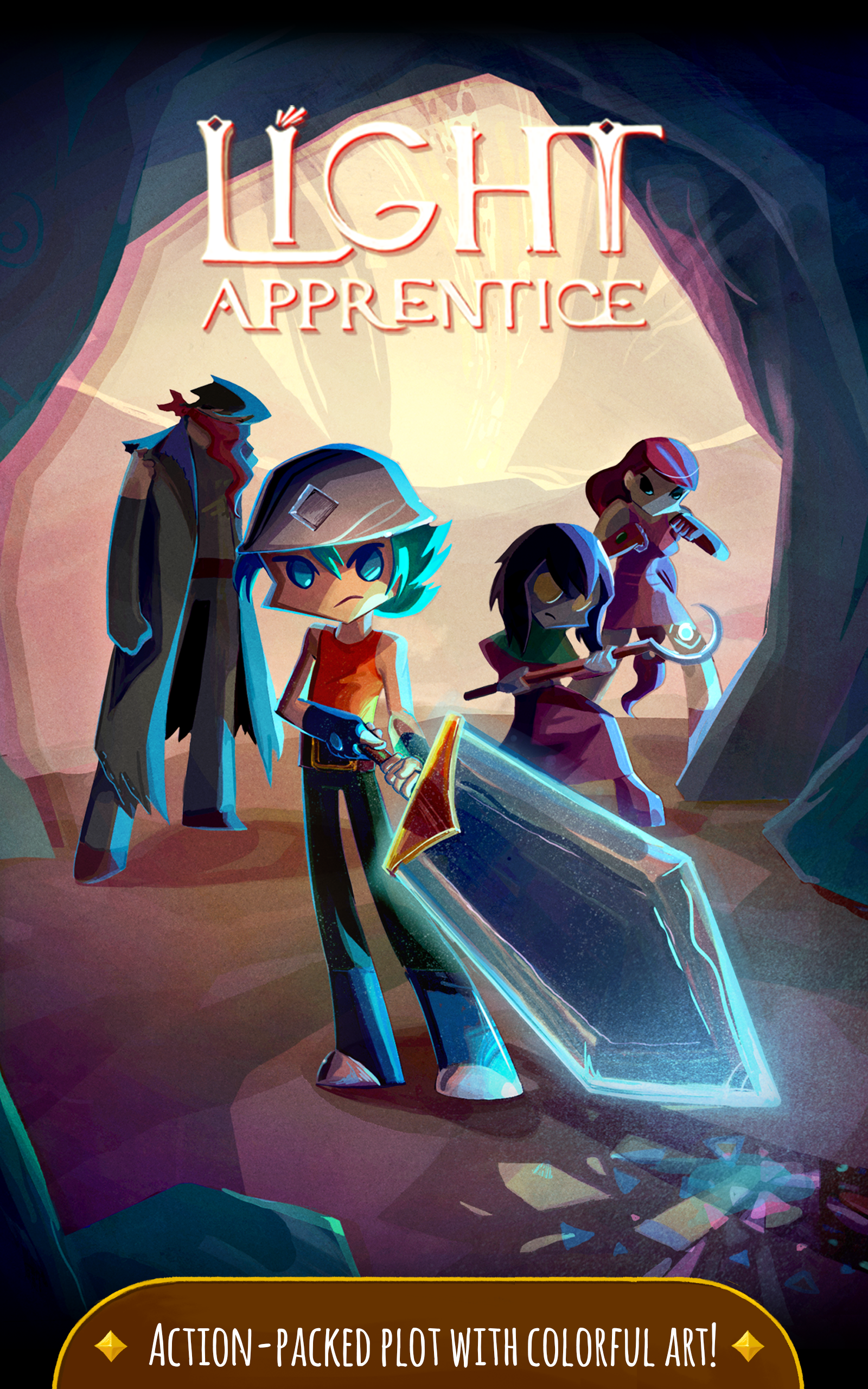 Light Apprentice screenshot #6