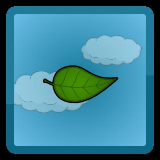 Flying Leaf LOGO-APP點子