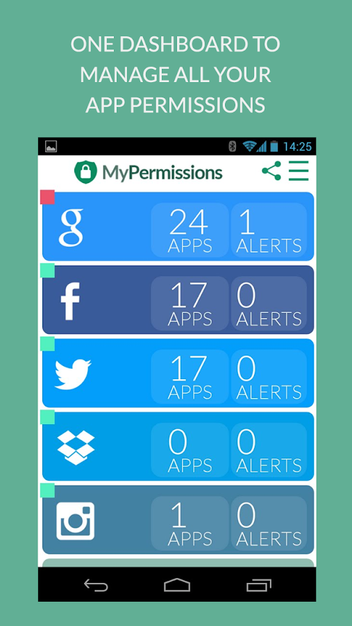 Online Privacy Shield - screenshot