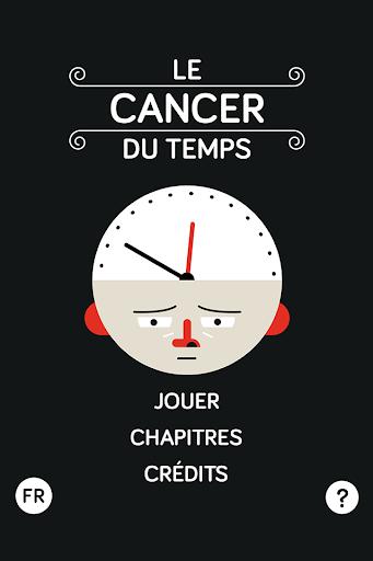 Le cancer du temps