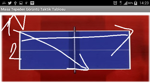 【免費運動App】Table Tennis Tactics Board-APP點子