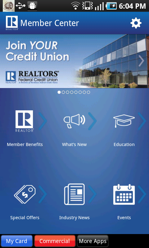 NAR Member Center - screenshot