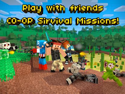 Pixel Gun 3D (Minecraft style) - screenshot thumbnail