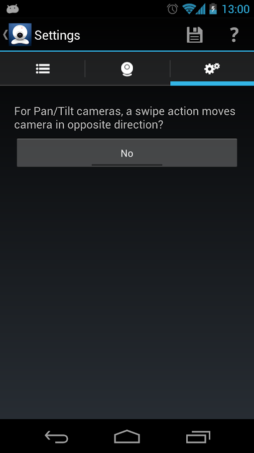 My Webcam- screenshot