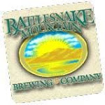 Logo for Rattlesnake Mountain Brewing Company