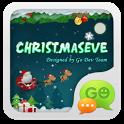 GO SMS Pro ChristmasEveThemeEX icon