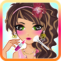 Singer Star Makeover Salon icon