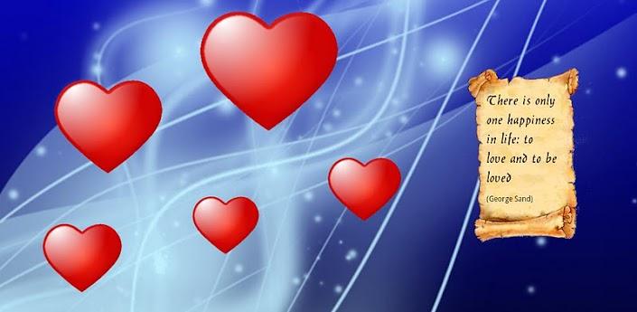 Be My Valentine Live Wallpaper