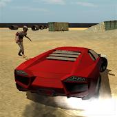 Zombie Smash Car