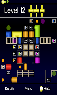 Tubes: Think, Move and Solve! - screenshot thumbnail