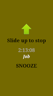 Colorful alarm (Alarm clock) - screenshot thumbnail