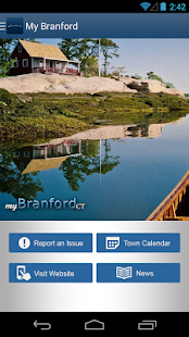 My Branford- screenshot thumbnail