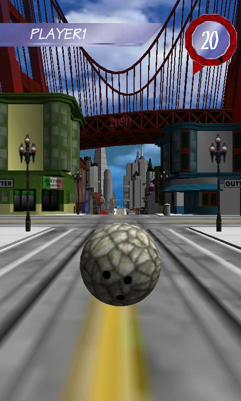 HyperBowl- screenshot