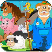 Farm Animal Games For Kids