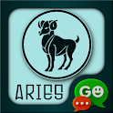Aries Theme for GO SMS icon
