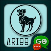 Aries Theme for GO SMS