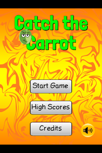 Catch the Carrot Kid Food Game- screenshot thumbnail