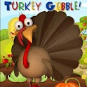 Thanksgiving Turkey Gobble! logo