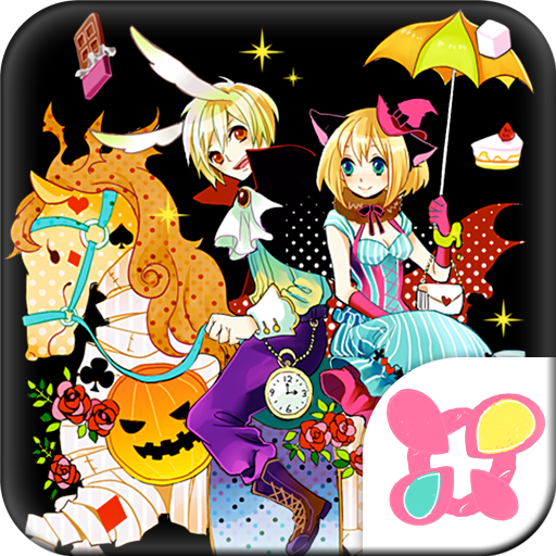 Alice's Halloween Wallpaper Icon