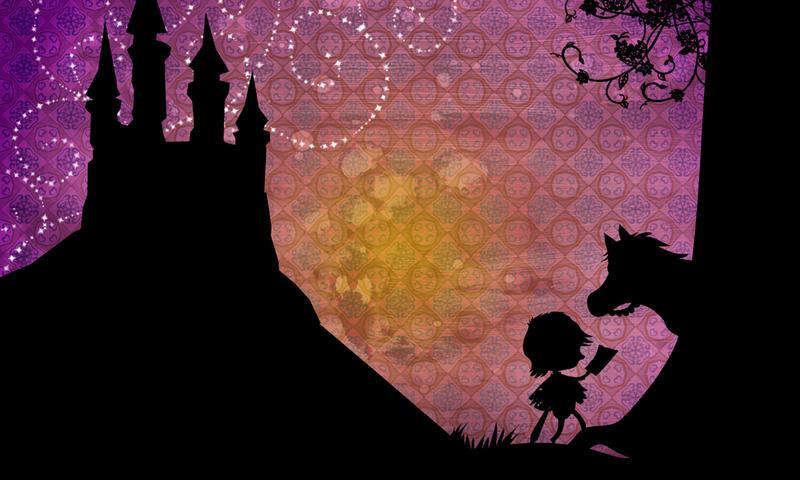 De twaalf dansende prinsessen- screenshot