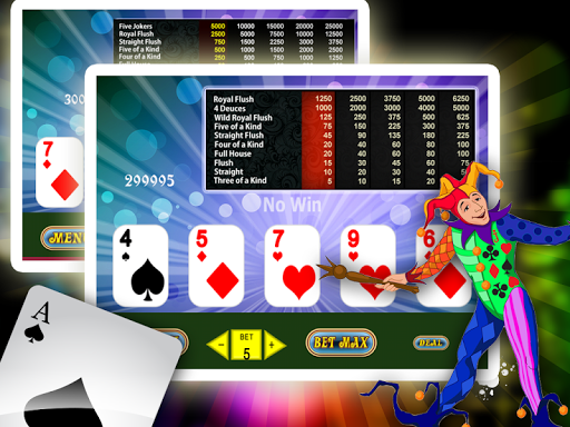 Lucky Hand Wild Video Poker