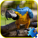 Parrot Jigsaw Puzzle icon