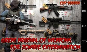 Screenshot of Shooting club 3: Zombies