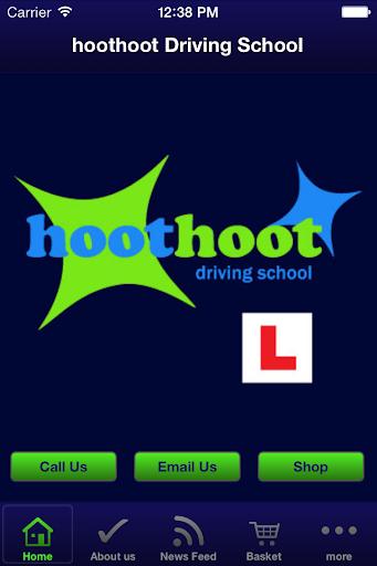 HootHoot Driving School