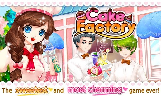 Cake Factory- screenshot thumbnail