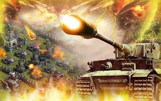 Screenshot of Битва за Родину. Танки