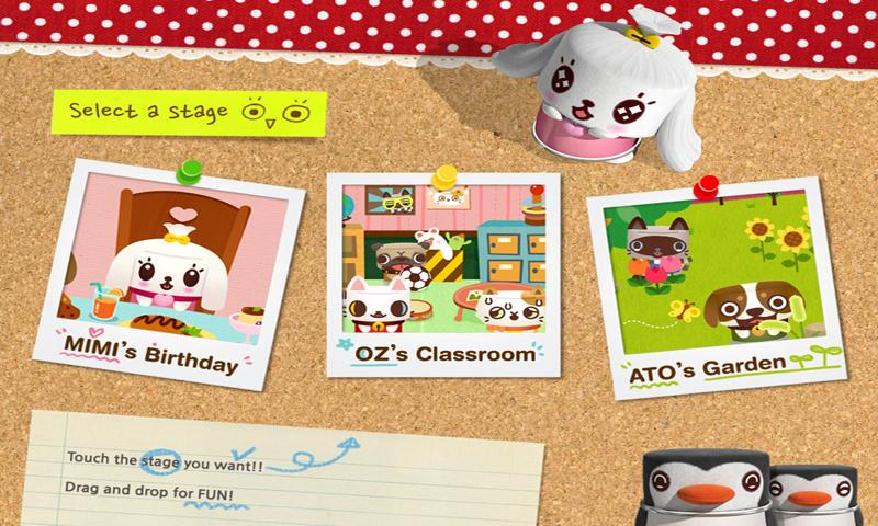 Canimals: Sticker Books - screenshot