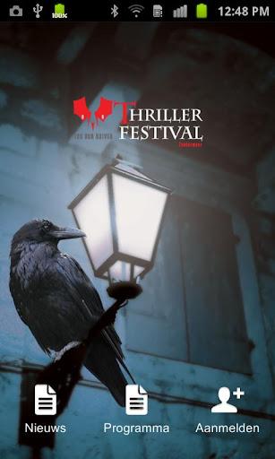 Thrillerfestival Zoetermeer