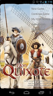 Don Quixote- screenshot thumbnail