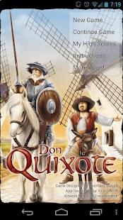 Don Quixote - screenshot thumbnail