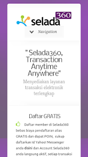 Selada360- screenshot thumbnail
