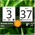 App FlipClock Nice Clean APK for Kindle