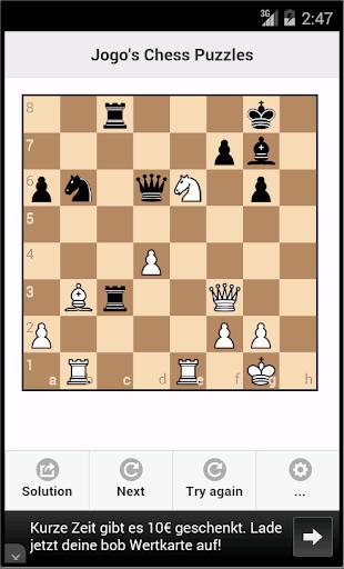 Jogo's Chess Puzzles