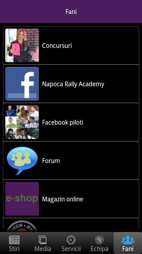 Napoca Rally Academy- screenshot