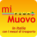 miMuovo - Transports in Italy icon